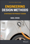 Engineering Design Methods: Strategies for Product Design Cover Image