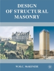 Design of Structural Masonry Cover Image