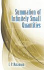 Summation of Infinitely Small Quantities (Dover Books on Mathematics) Cover Image