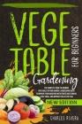 Vegetable Gardening for Beginners Cover Image