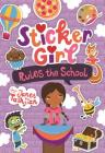Sticker Girl Rules the School Cover Image