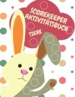 Punktmarkierer Aktivitätsbuch Tiere: Diese Tiere Aktivität Buch für Kinder tun eine Dot-Seite ein Tag Dot Färbung Bücher für Kleinkinder ein großes Ge Cover Image