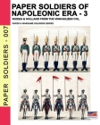 Paper soldiers of Napoleonic era -3: Russia & Holland from the Vinkhuijzen col. Cover Image