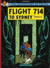Flight 714 to Sydney (The Adventures of Tintin: Original Classic) Cover Image