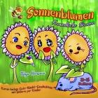 Sonnenblumen. Freundliche Bienen: Kurze lustige Gute-Nacht-Geschichten mit Bildern für Kinder Cover Image