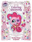 My Little Pony: Coloring Harmony: Dazzling Designs in Equestria Cover Image