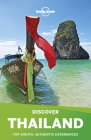 Lonely Planet Discover Thailand (Discover Country) Cover Image