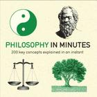 Philosophy in Minutes Cover Image