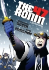 The 47 Ronin: A Graphic Novel Cover Image