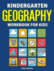 Kindergarten Geography Workbook for Kids Cover Image