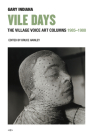 Vile Days: The Village Voice Art Columns, 1985-1988 (Semiotext(e) / Active Agents) Cover Image