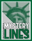 MYSTERY LINES One Color Coloring Book: 30 Hidden Pictures for Color Relaxation Cover Image