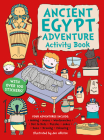Ancient Egypt Adventure Activity Book Cover Image