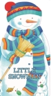 Little Snowman (Mini People Shape Books) Cover Image