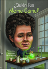 Quien Fue Marie Curie? (Who Was...?) Cover Image