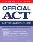The Official ACT Mathematics Guide Cover Image