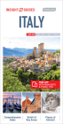 Insight Guides Travel Map Italy (Insight Travel Maps) Cover Image