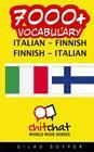7000+ Italian - Finnish Finnish - Italian Vocabulary Cover Image