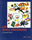 Law Office Procedures: A Practical Guide Cover Image