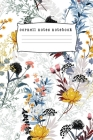 Cornell Notes Notebook: Notes Taking System for High School Adult Student with College Ruled Lines Composition with Floral Seasonal Theme Cover Image