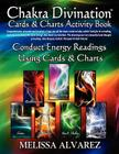 Chakra Divination Cards & Charts Activity Book Cover Image