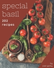 202 Special Basil Recipes: Welcome to Basil Cookbook Cover Image