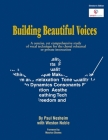Building Beautiful Voices - Director's Edition: A Concise, Yet Comprehensive Study of Vocal Technique for the Choral Rehearsal or Private Instruction Cover Image