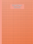 Graph Paper Notebook: Amazing Grid Paper Notebook for Math and Science Students - Large And Simple Graph Paper Journal - 100 Quad Ruled 5x5 Cover Image
