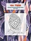 Mandala Malbücher für Erwachsene - Dicke Seiten - 100 Tiere Cover Image