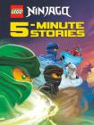 LEGO Ninjago 5-Minute Stories (LEGO Ninjago) Cover Image