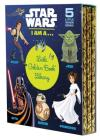 Star Wars: I Am a...Little Golden Book Library (Star Wars): I am a Pilot; I am a Jedi; I am a Sith; I am a Droid; I am a Princess Cover Image