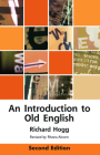 An Introduction to Old English (Edinburgh Textbooks on the English Language) Cover Image