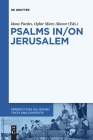 Psalms In/On Jerusalem (Perspectives on Jewish Texts and Contexts #9) Cover Image