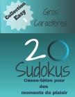 20 Sudokus: Casse-Têtes pour des moments de plaisir (Easy... #1) Cover Image