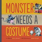 Monster Needs a Costume (Monster & Me) Cover Image
