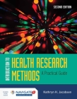Introduction to Health Research Methods [With Access Code] Cover Image