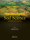 Encyclopedia of Soil Science, Third Edition: Volume III Cover Image