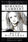 Miranda Lambert Adult Activity Coloring Book Cover Image