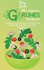 Ein Einfaches Grünes Kochbuch: Schnelle Und Einfache Rezepte Für Menschen Mit Pflanzlicher Ernährung (A Simple Green Cookbook) [German Version] Cover Image