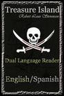Treasure Island: Dual Language Reader (English/Spanish) Cover Image