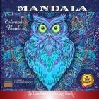 Mandala Coloring Book: Mandala Coloring Book for Adults and Kids big Mandalas to Color for Relaxation Cover Image