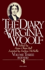 The Diary Of Virginia Woolf, Volume 3: 1925-1930 Cover Image