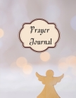 Prayer Iournal: my prayer log 8.5x11 inch with 111 pages Cover Matte Cover Image
