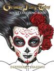Grimm Fairy Tales Adult Coloring Book Different Seasons Cover Image