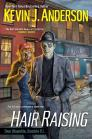 Hair Raising (Dan Shamble Zombie P. I. #3) Cover Image