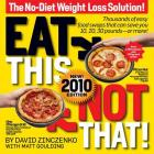 Eat This Not That! 2010: The No-Diet Weight Loss Solution Cover Image