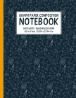 Graph Paper Composition Notebook: Grid Paper For Math & Science Students - School Grid Paper Notebook 8.5 x 11 In - Graph Paper Notebook - Writing Exe Cover Image