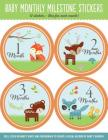 Baby Stickers Woodland Friends Cover Image