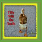 Tilly Tells the Truth: Duck Ponder Series Cover Image