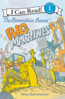 The Berenstain Bears' Big Machines (I Can Read Level 1) Cover Image